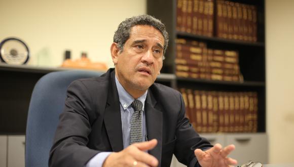 Mesías Guevara respondió por los casos de Manuel Merino, Yonhy Lescano y Ricardo Burga. (Foto: Archivo GEC)