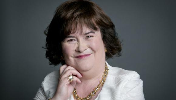 Susan Boyle, enamorada por primera vez a los 53 años. (AP)