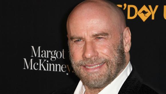 John Travolta vende su lujosa mansión en Maine que tiene 20 habitaciones. (Foto:AFP).
