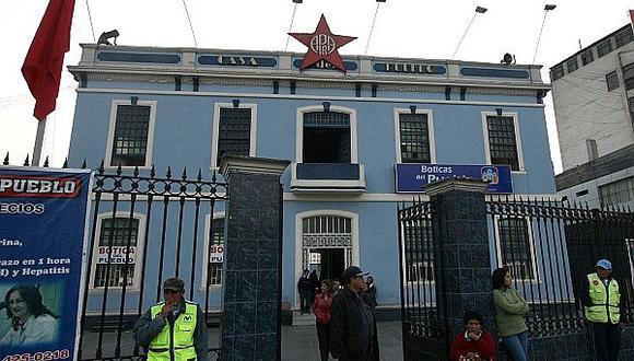 El Apra atraviesa una dura derrota tras la muerte de su líder, el expresidente Alan García.