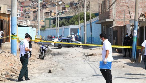 Víctima se dirigía a centro educativo para sufragar cuando fue atacada a balazos (GEC)