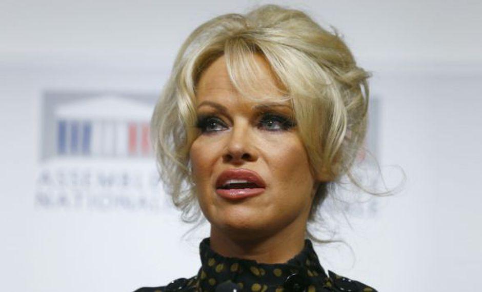 """""""El porno es para perdedores"""", dijo la exconejita Playboy, Pamela Anderson. (AP)"""