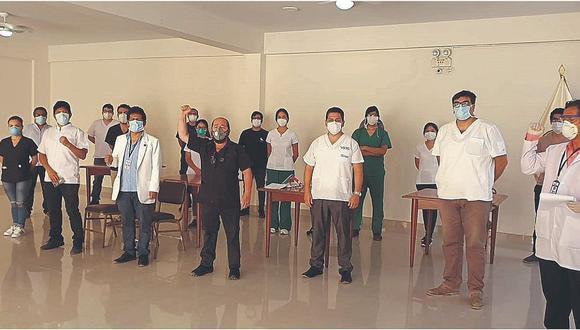 La crisis sanitaria y las precarias condiciones de los centros de salud y hospitales en Lambeque despertaron un mismo reclamo entre los médicos de la región.