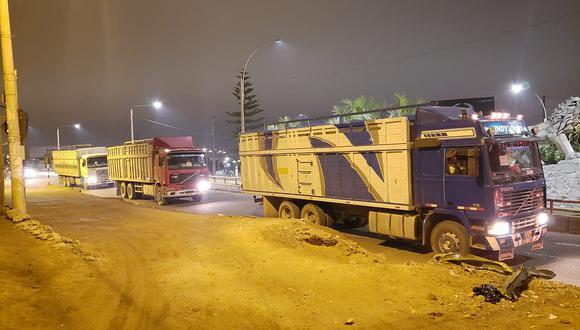 Policía incauta millonaria carga de contrabando en distrito de Pucusana (Foto referencial: GEC)