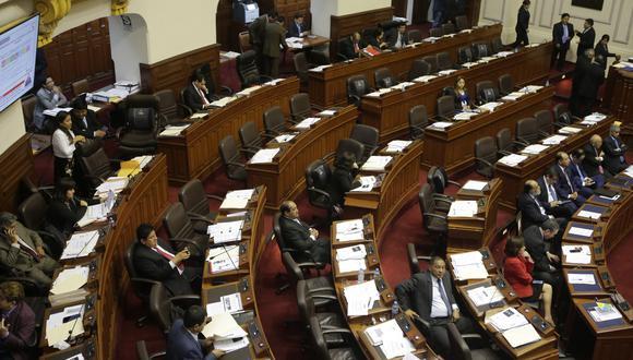 Este lunes se realizará la sustentación de presupuesto de tres carteras ministeriales (FOTO: USI)