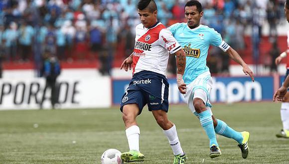 Sporting Cristal empató 2-2 con Deportivo Municipal por el Torneo Clausura. (USI)