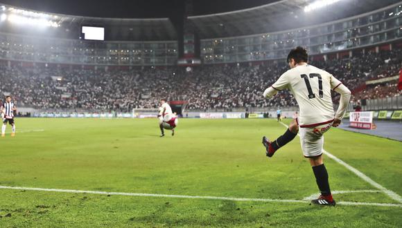 Universitario de Deportes jugó sus últimos partidos como local en el Estadio Nacional. (USI)