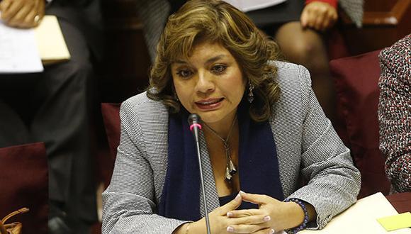 El despacho de la fiscal de la Nación, Zoraida Ávalos, recibió información del caso Los Temerarios del Crimen desde Chiclayo. (Foto: GEC)