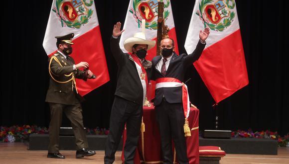 Juan Francisco Silva es el nuevo ministro de Transportes y Comunicaciones. (Foto: Presidencia Perú)