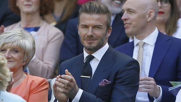 David Beckham construirá un estadio fútbol en Miami. (AP)