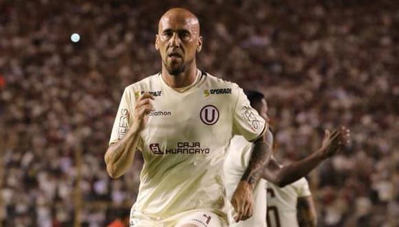 Guillermo Rodríguez jugó 35 minutos en el amistoso ante Universidad de Concepción. (Foto: Universitario de Deportes)