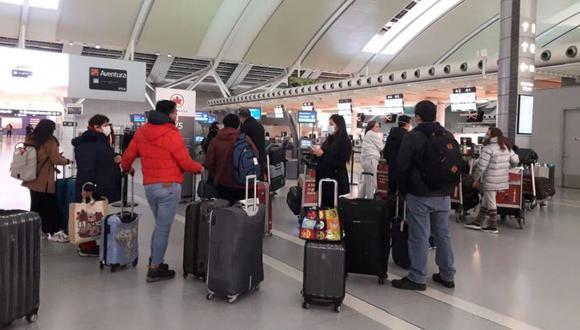 Miles de peruanos quedaron varados en diversos países debido al cierre de fronteras por la pandemia del COVID-19. (Foto: Cecilia Morales / Cortesía para El Comercio)