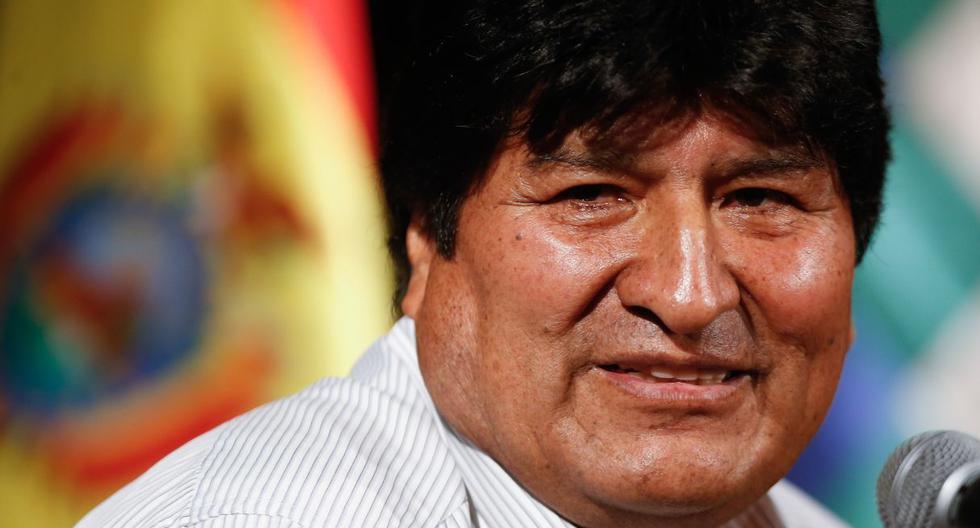Evo Morales compartió un video a través de sus redes sociales. (Foto: AFP)