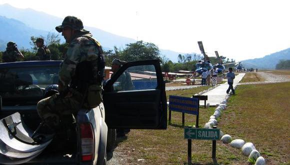 SIN HUELLA. Incertidumbre y temor reina en los campamentos gasíferos del distrito de Echarate. (Perú21)