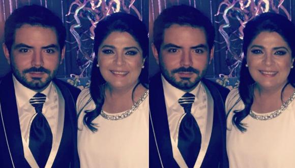 Actriz mexicana confesó el amor que siente por su hijo en redes. (Instagram/@victoriaruffo)