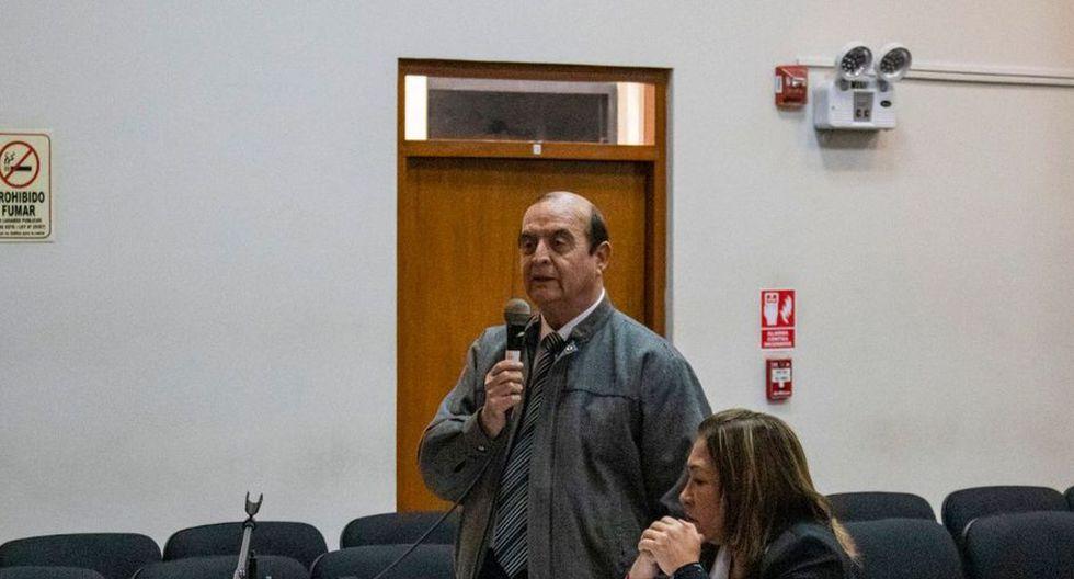 Vladimiro Montesinos fue sentenciado junto al expresidente Alberto Fujimori por este caso. (Foto: Corte Superior del Callao)