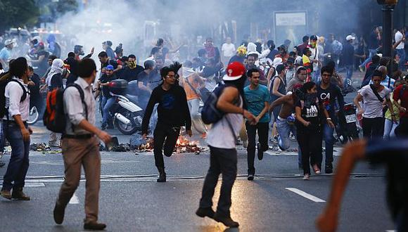 Protestas en Venezuela también dejaron 25 detenidos. (Reuters)