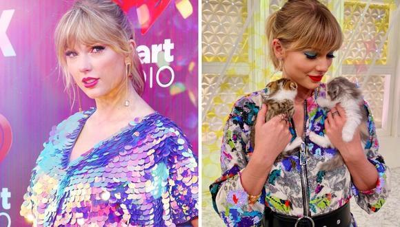 Taylor Swift continúa luchando por recuperar su música y videos. (Foto: Instagram @taylorswift)