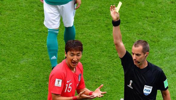 Juez ya ha dirigido partidos en los que jugó la selección de Colombia. (Foto: AFP)