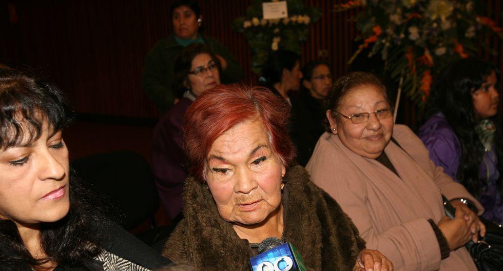 Falleció la cantante Carmencita Lara a los 91 años. (USI)