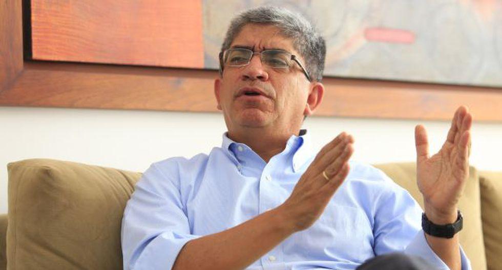 Sardón votó junto con los magistrados Ernesto Blume y Augusto Ferrero a favor del hábeas corpus presentado por la familia de Keiko Fujimori que anuló su prisión preventiva. (Foto: GEC)
