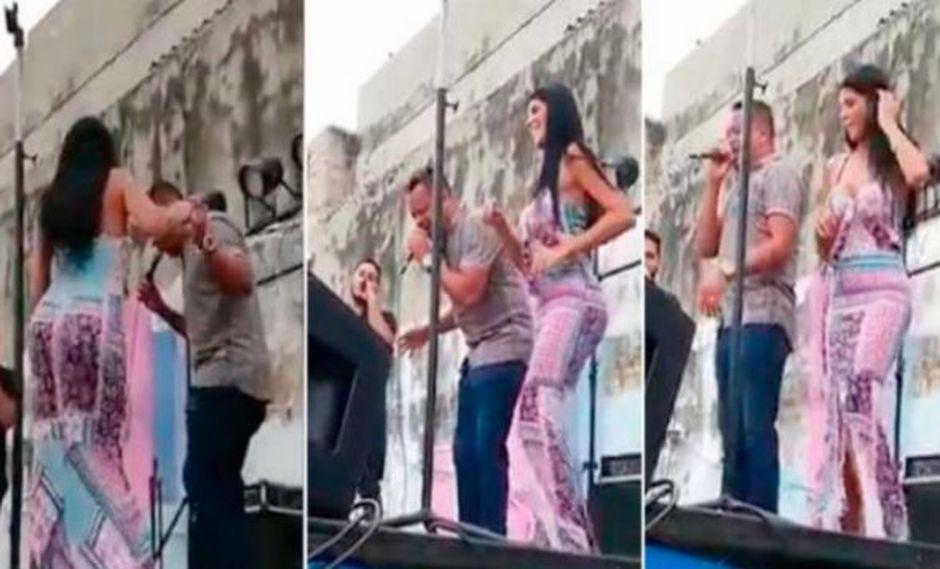 """""""La Madame"""" bailando en prisión, luego de ser arrestada durante una operación encubierta en julio en la que se identificaron alrededor de 250 víctimas. (Fotocaptura: Twitter)"""