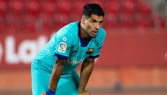 Luis Suárez llegó a un acuerdo con Barcelona para terminar el contrato que les vinculaba. (Foto: AFP)
