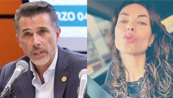 Sergio Mayer reaccionó a las fuertes declaraciones de su expareja Bárbara Mori (Foto: Instagram)