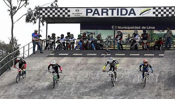 Copa Latinoamericana de Ciclismo BMX se realizará en el Club Zonal Huiracocha. (Difusión)