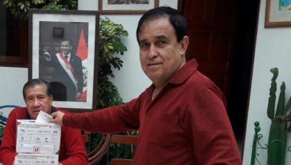 Ex congresista Fredy Otárola asegura que creen que la inocencia de Ollanta Humala y Nadine Heredia.