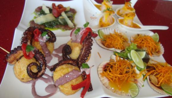Delicias marinas en el Costanera 700. (USI)