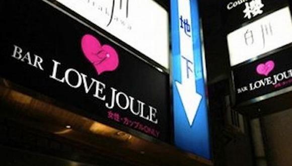 En el bar Love Joule, en Tokio,las mujeres pueden compartir tips sobre cómo alcanzar el orgasmo. (Internet)
