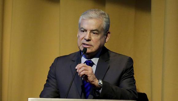El presidente del Consejo de Ministros, César Villanueva, señaló que el presidente Martín Vizcarra aceptó el pedido de Keiko Fujimori de tener una reunión en reserva. (Foto: PCM)