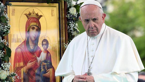 El papa Francisco ya reconoció el problema de los abusos a algunas monjas por parte de curas y obispos y aseguró que trabaja para buscar soluciones. (Foto: EFE)