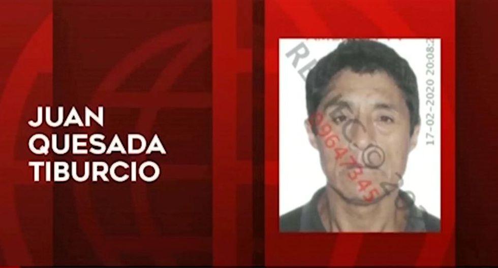 Juan Quesada Tiburcio de 61 años falleció en el Hospital María Auxiliadora tras no resistir las heridas. (Foto: GEC)