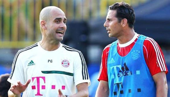 Pizarro está en los planes de Guardiola. (Deutsche Welle)