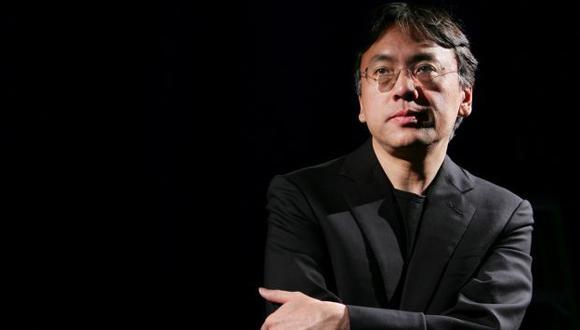Kazuo Ishiguro, escritor recibió el máximo galardón de las letras (Reuters).