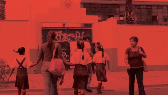 Uso de prenda ha generado intenso debate. El ministro de Educación, Daniel Alfaro, ha precisado que su empleo no es obligatorio.