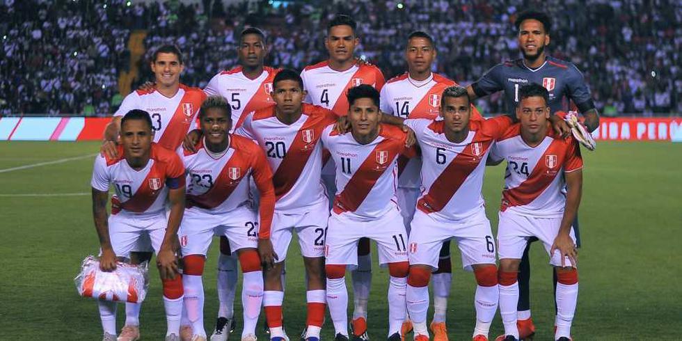 La selección peruana iniciará el camino a Qatar 2022 el año entrante. (Foto: AFP)