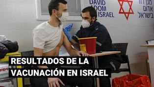 Esto dicen los primeros resultados de la vacunación masiva en Israel