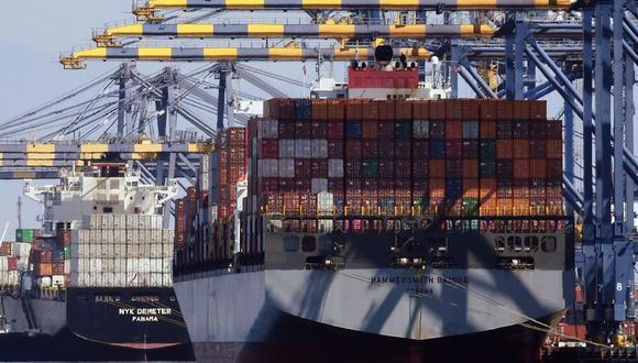 Los envíos fueron impulsados por el sector textil y agro. (Foto: AFP)