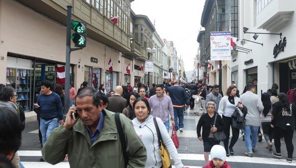 El Bicentenario y las ciudades. (Foto: GEC)