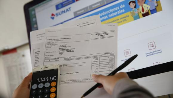 Algunas de las propuestas de los partidos políticos en materia tributaria no podrían ser cumplidas porque irían contra lo que mandan las normas actuales. (Foto de archivo: GEC)