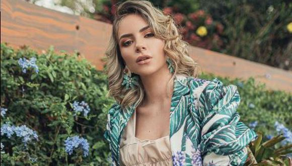 """Bárbara Najas es una actriz ecuatoriana que ha triunfado al participar en telenovelas colombianas como """"Sin senos sí hay paraíso"""". (Foto: Bárbara Najas / Instagram)"""