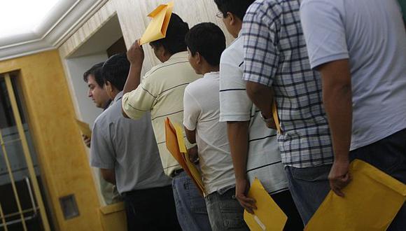 Tasa de subempleo asciende a 52.7%. (USI)