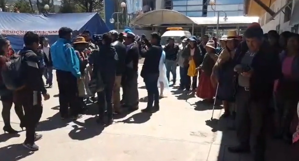 Hospital Regional de Cusco. (Foto: Cusco en Portada)