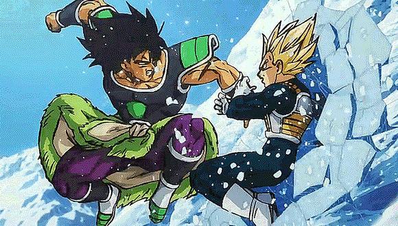 Broly llega a la tierra para vengarse de Vegeta por los hechos cometidos por su padre. (Foto: Toei Animation)