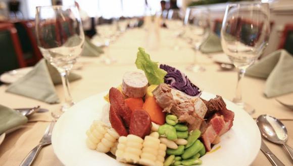 Prueba el 'Sancochado Buffet' del Restaurante Las Palmeras del Sheraton Lima Hotel & Convention Center. (Difusión)