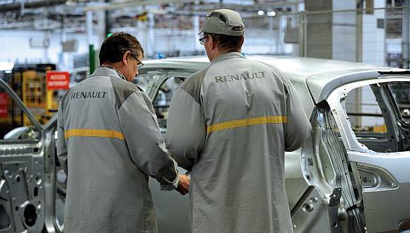 Francia es el mayor accionista de Renault con una participación de 15%. (Foto: AFP)