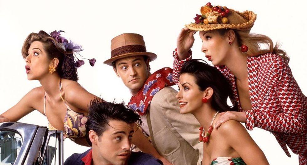 """Todo el elenco de """"Friends"""" se reunirá para un un especial del nuevo servicio de streaming.  (Foto: Instagram)"""